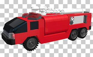Fire Engine Model Car Automotive Design Scale Models PNG