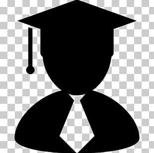 Graduation Ceremony Silhouette School Graduate University PNG