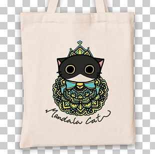 Tote Bag Calico Cat Japanese Camellia T-shirt PNG