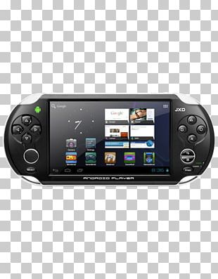 Video Game Consoles Android Handheld Game Console PlayStation Portable PNG