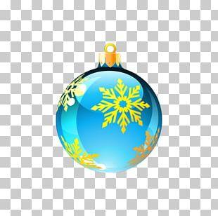 Christmas Ornament Bombka Santa Claus Christmas Decoration PNG