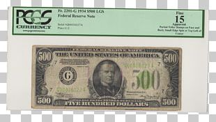 United States One-dollar Bill Federal Reserve Note United States Dollar Banknote PNG