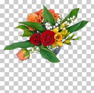 Garden Roses Flower Bouquet Floral Design Cut Flowers PNG