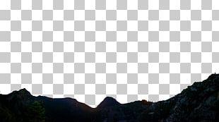 Hill Station Geology Tree Phenomenon Sky Plc PNG