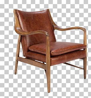 Club Chair Chaise Longue Eames Lounge Chair Seat PNG
