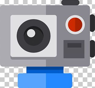 GoPro Video Camera Icon PNG