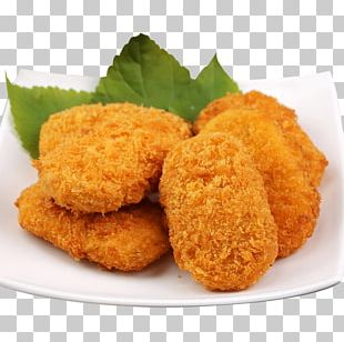 McDonalds Chicken McNuggets Hash Browns Croquette Korokke Chicken Fingers PNG