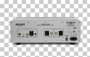 Digital-to-analog Converter Analog Signal Electronics Audio Research Digital Data PNG