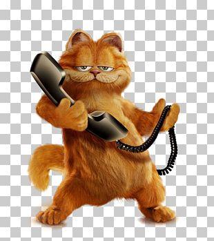 Garfield Odie PNG