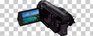 Camcorder Sony Corporation 4K Resolution Sony Handycam FDR-AX100 PNG