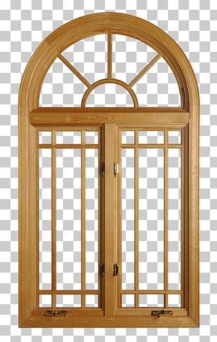 Faridabad Window Wood Chambranle Framing PNG