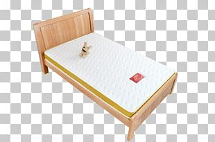 Bed Frame Mattress Furniture Coir PNG