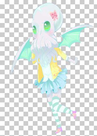 Fairy Illustration Cartoon Figurine PNG
