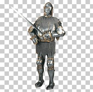 Castel Coira Plate Armour Knight Body Armor PNG
