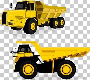 Dump Truck Car Euclidean PNG
