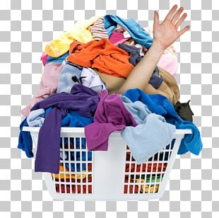 Self-service Laundry Hamper Washing Machines PNG