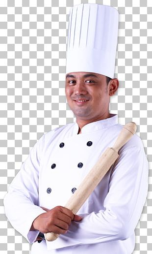 Chef's Uniform Clothing Cook Hat PNG