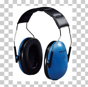 Earmuffs Active Noise Control Peltor Headphones PNG