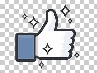 Like Button Thumb Signal Facebook Messenger Emoticon PNG