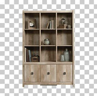 Shelf Bookcase Wall Drawer Angle PNG