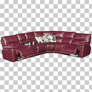 Couch La-Z-Boy Recliner Furniture Living Room PNG