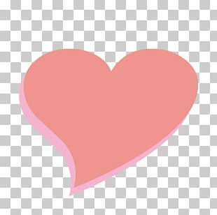Heart Valentines Day Font PNG