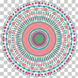 Mandala Color PNG
