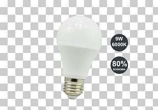 Lighting Light-emitting Diode Color Temperature Incandescent Light Bulb PNG