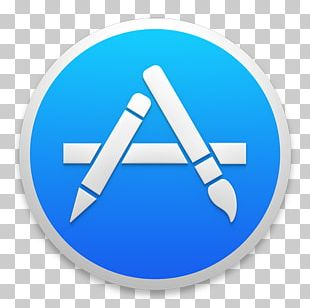 Macintosh Mac App Store Application Software Icon PNG