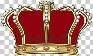 Crown Monarch King PNG