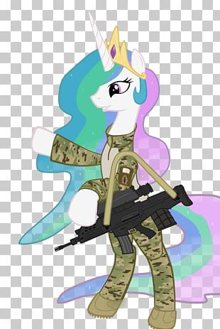 Pony Princess Celestia Military Soldier Army PNG