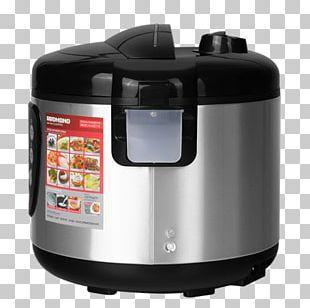 Multicooker Multivarka.pro Pilaf Food Processor Juicer PNG