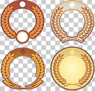 Circle Wheat PNG