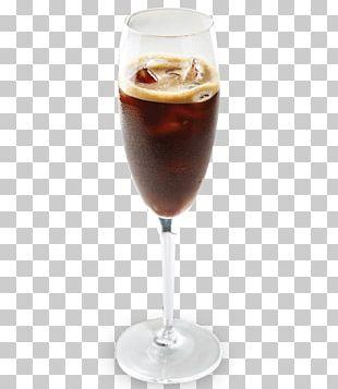 Kir Wine Cocktail Champagne Cocktail Wine Glass Liqueur PNG