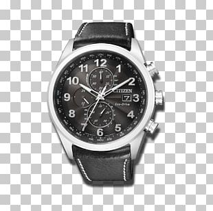Eco-Drive Citizen Holdings Watch Radio Clock Chronograph PNG