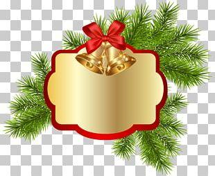 Christmas Decoration Santa Claus Christmas Ornament PNG