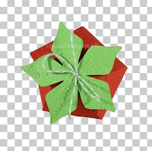 Green Christmas Ornament Gift Leaf PNG