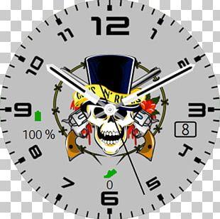 Clock Face Jam Dinding Matemáticas En La Esfera Del Reloj Roman Numerals PNG
