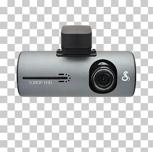 Dashcam 1080p Camera High-definition Television Dashboard PNG