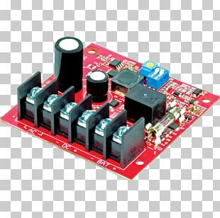 Microcontroller Battery Charger Power Converters Electrical Network Electronics PNG