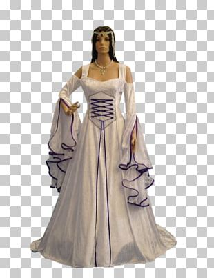 Costume Design Gown PNG