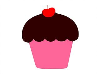 Cupcake Muffin Frosting & Icing Cartoon PNG