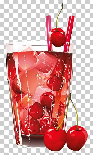Juice Cocktail Brandy PNG