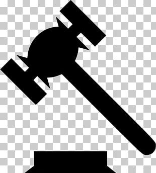 Law Gavel Judge Auction PNG