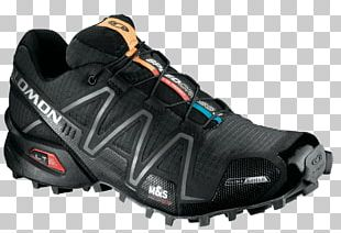 Shoe Salomon Group Sneakers Adidas Trail Running PNG