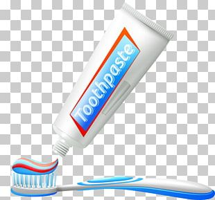 Electric Toothbrush Toothpaste Tooth Brushing PNG