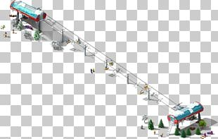 Ski Lift Skiing Chairlift PNG