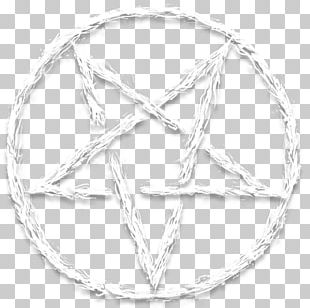 Pentagram Sigil Of Baphomet Pentacle PNG