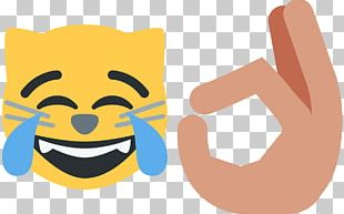 Face With Tears Of Joy Emoji Sticker Smile Emoticon PNG