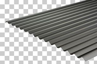 Corrugated Galvanised Iron Metal Roof Sheet Metal Cladding PNG